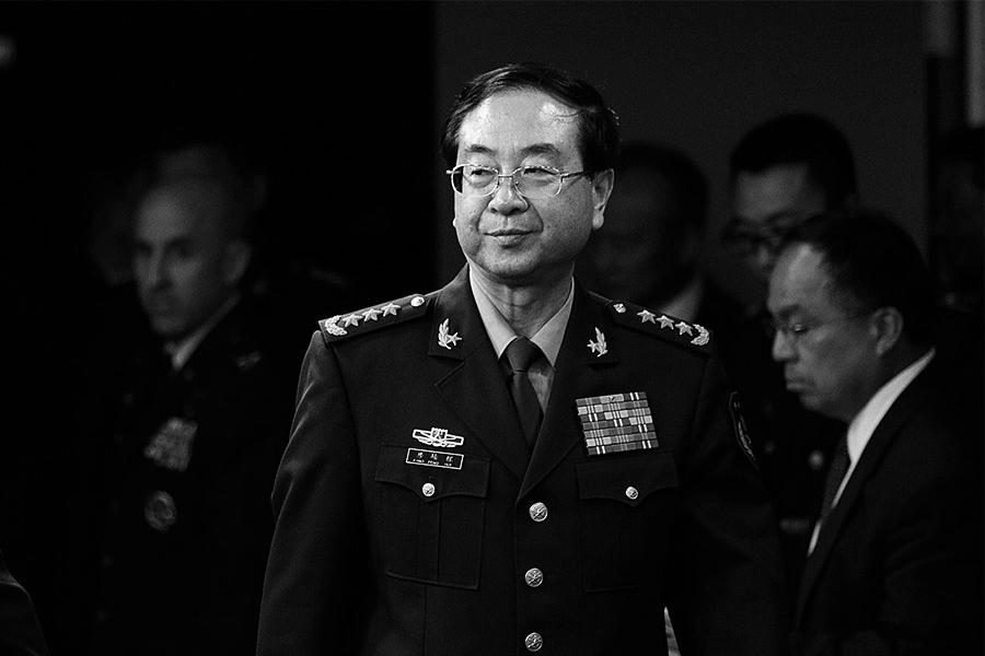 中共軍中還有大老虎被查未宣佈?