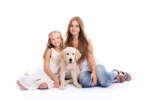 家有寵物 教導孩子如何照顧