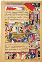 歷史故事 千古英雄人物 成吉思汗(四)----大海洋之王