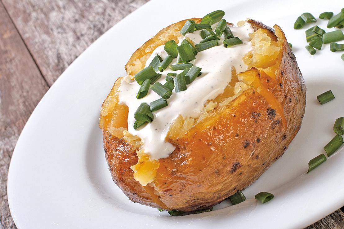 吃薯仔儘量不要加入忌廉,可以嘗試用牛油果代替。
