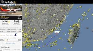 中共啟用M503衝擊區域安全 外媒持續關注