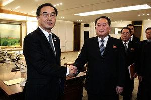 北韓參加冬奧會 美媒揭示金正恩兩意圖