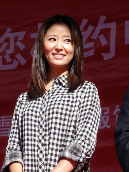 台灣演員林心如。(大紀元資料室)