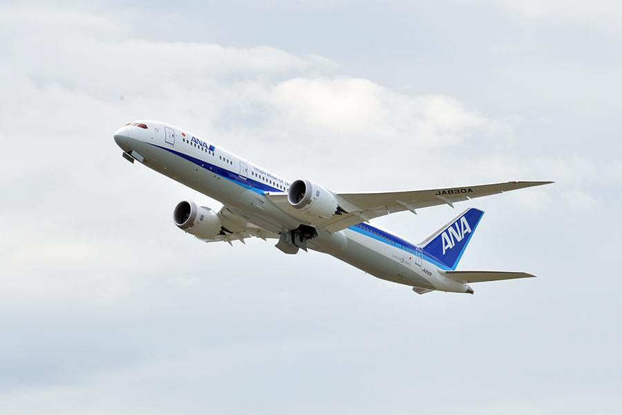 2017年成為商業航空旅行最安全的一年。(YOSHIKAZU TSUNO/AFP/Getty Images)