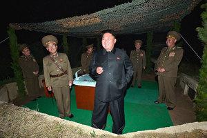 北韓民眾批評 金正恩公開抽煙成壞榜樣