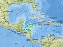 加勒比海7.6級強震 一度發佈海嘯警報