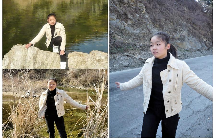 北京女孩勇敢為自己辯護
