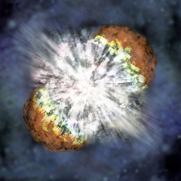 五千年前印度石刻記錄超新星爆發