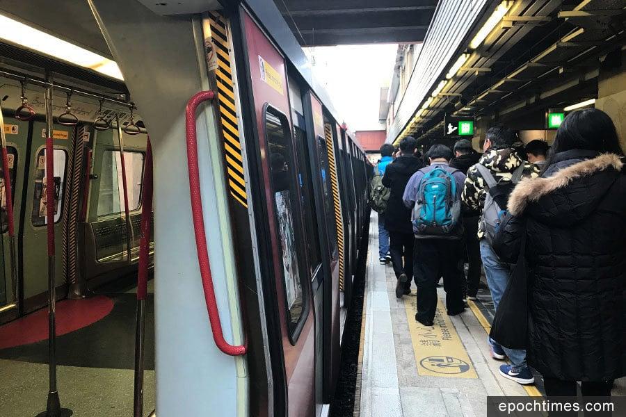東鐵綫訊號故障 全綫列車服務暫停逾兩小時