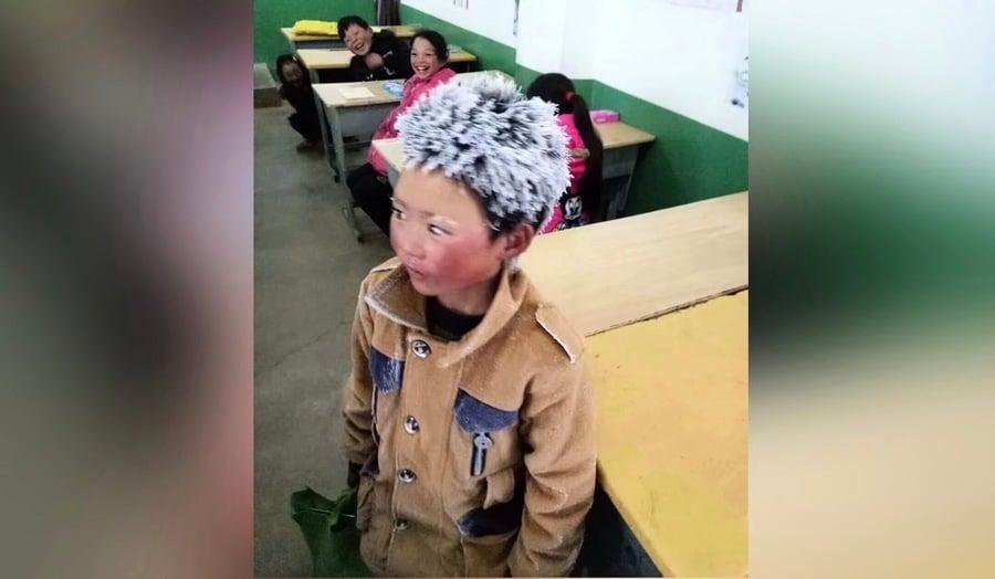 雲南「冰花男孩」過年最大心願:媽媽回家