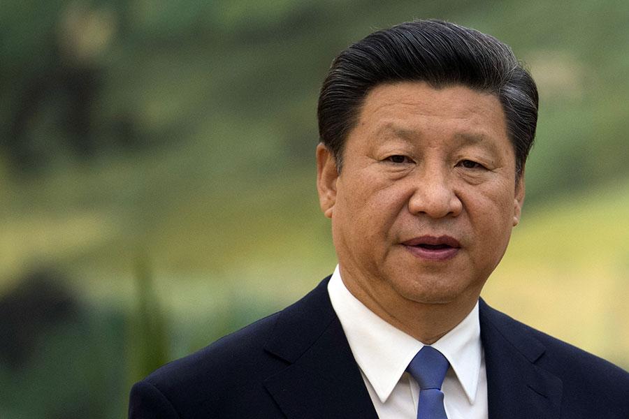 羅宇認為,無論習近平(圖)如何大權在握、從嚴治黨,也無法解決中國當前所面臨的問題。(AFP)