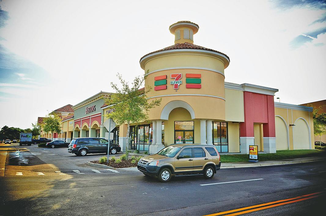 位於佛羅里達州的一家7-Eleven門店。(Getty Images)