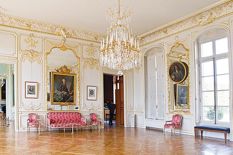蘇鎮城堡內地大客廳。(大紀元資料圖片)