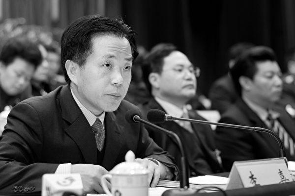 1月12日,中共廣東省委前常委、珠海市委書記李嘉被判刑13年。(大紀元資料室)