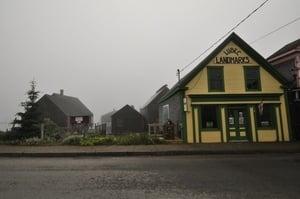 炸彈氣旋有多強 美地標博物館被吹到加拿大