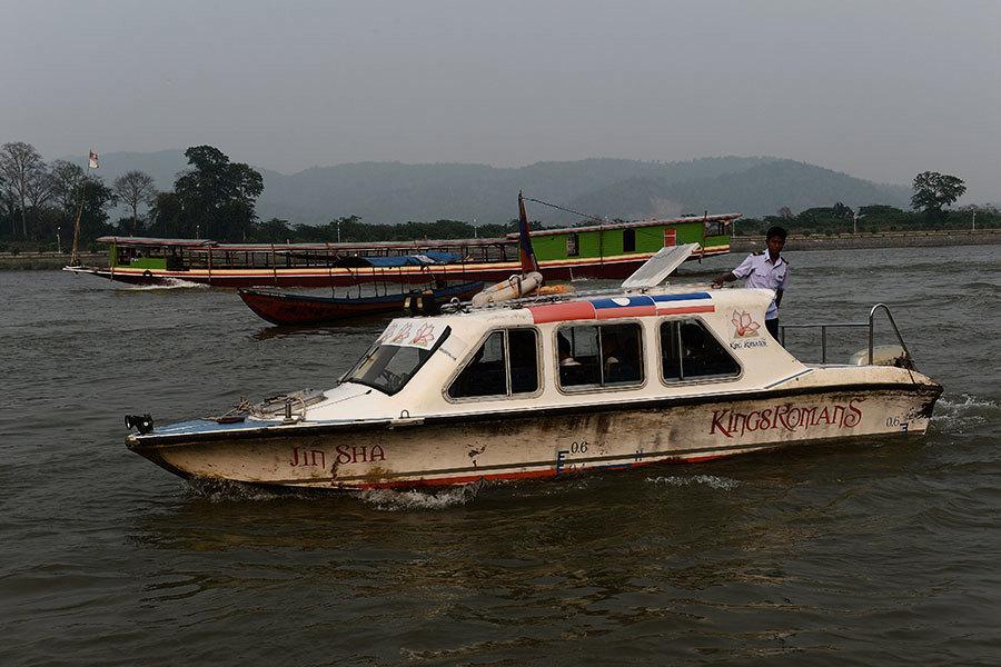 12名北韓脫北者在湄公河遇船難 2人溺斃