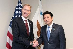 美日加強軍事同盟 嚴防北韓公海走私石油