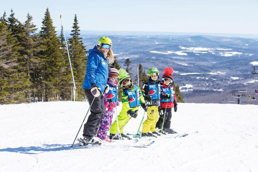 佛蒙特 美東著名滑雪聖地