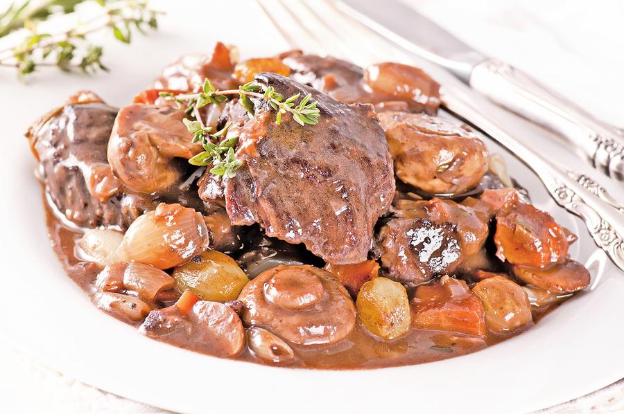 法式料理DIY 在家煮紅酒燉牛肉