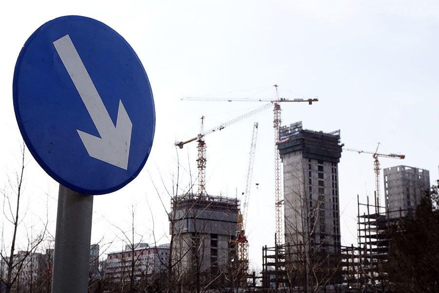 經濟學家揭示今年大陸經濟將繼續下滑原因