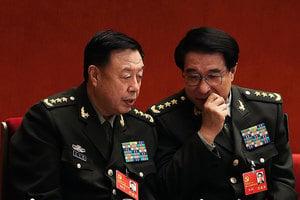 范長龍上位陰謀 傳夥同徐才厚設局騙習