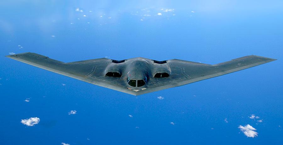 不僅針對北韓 美部署三架B-2有何深意?