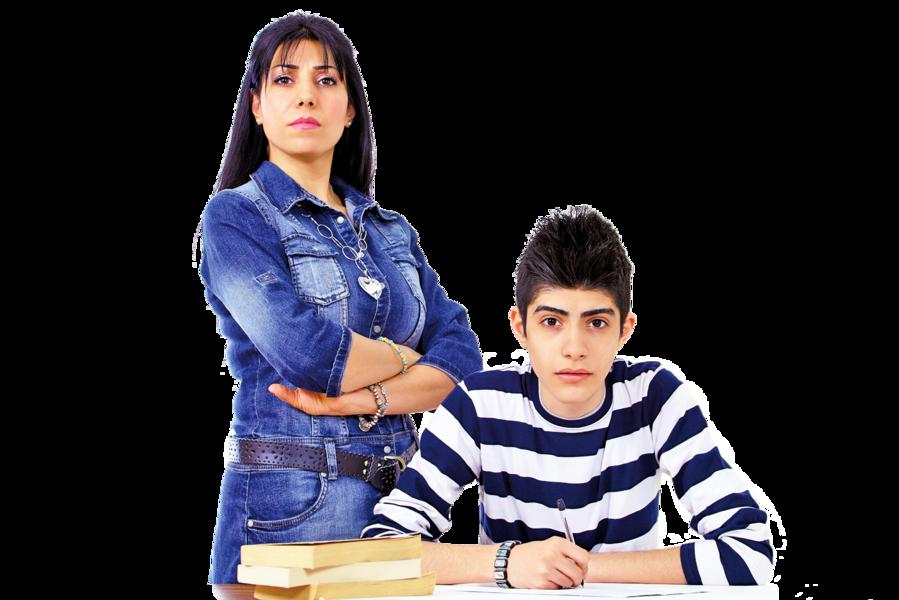 育兒過份嚴格或致孩子在校表現不佳