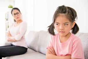 孩子發脾氣 家長該如何應對