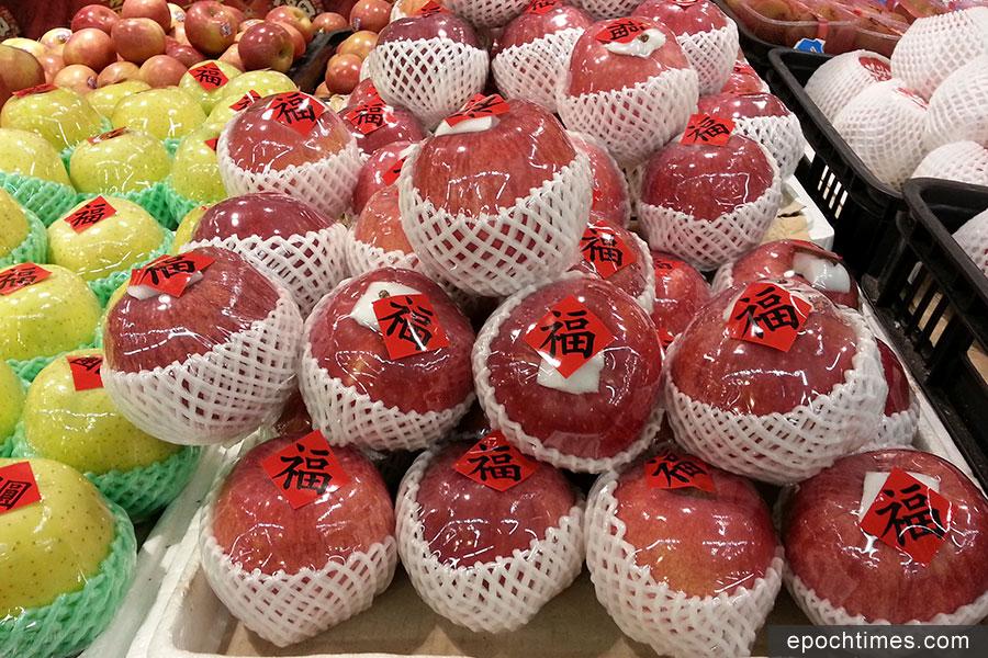 近日又傳出台灣出口到中國大陸的食品,若未標示「台灣區」或「中國台灣地區」,就會被海關查封、銷毀。(蘇玉芬/大紀元)