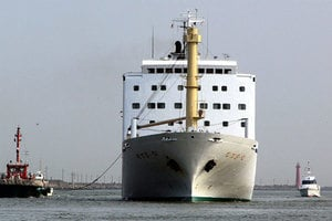 美要求聯合國制裁33艘助朝船隻 中共阻撓