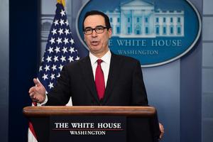 美財政部制裁對伊朗貿易中企及個人