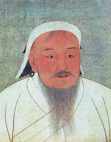 元太祖皇帝像(公有領域)