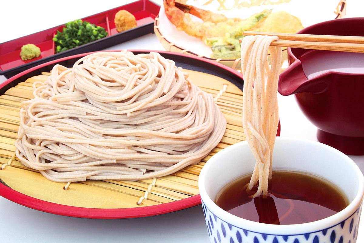 蕎麥麵是日本典型的庶民食物,但卻有很大的功效。(iStock.com)