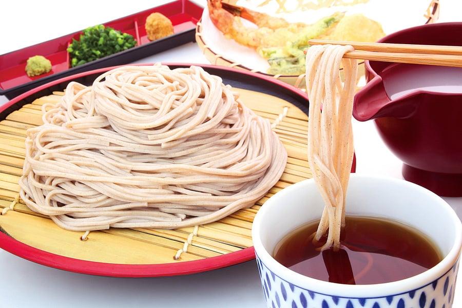醫食同源在日本 蕎麥淨化五臟清除人體污垢