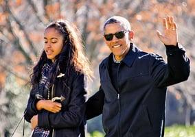 奧巴馬大女兒瑪麗亞將入哈佛就讀