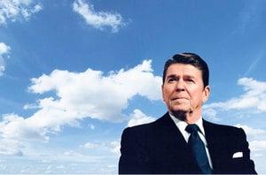 紀念美國已故前總統列根