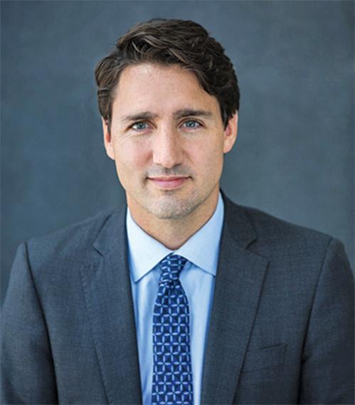 加拿大總理特魯多為神韻巡演發來賀信。(官網)