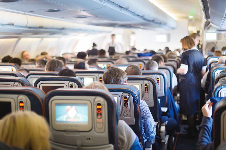 二十個乘搭飛機的秘密
