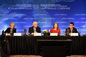 日本警告國際社會當心北韓「魅力攻勢」
