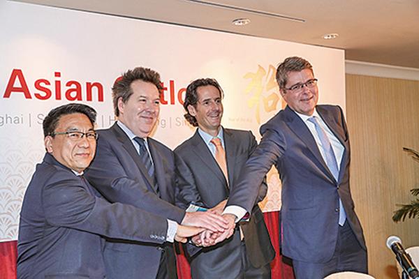 滙豐:亞洲股市前景樂觀