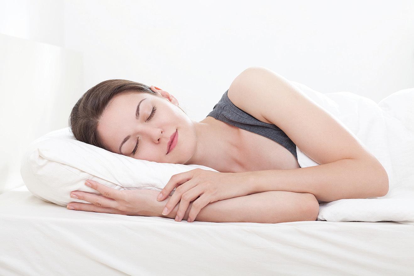 預防內分泌失調,提高睡眠品質是一種方法。(Fotolia)