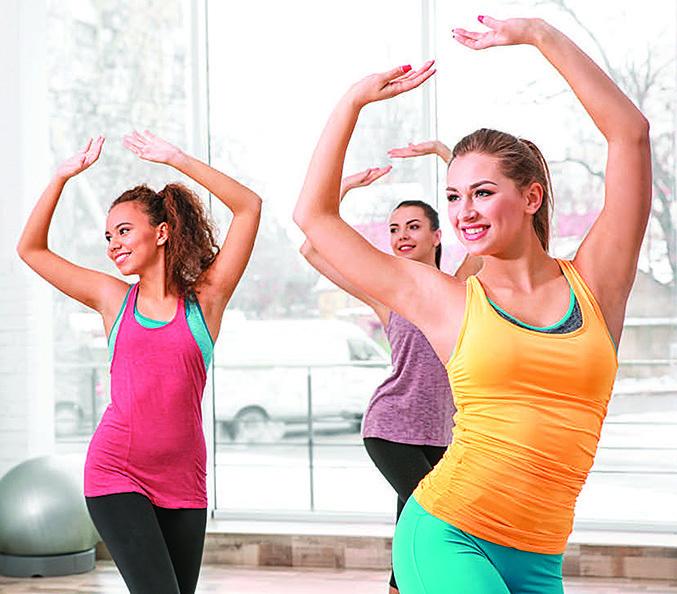 運動可以減少壓力,改善睡眠質素。(Fotolia)