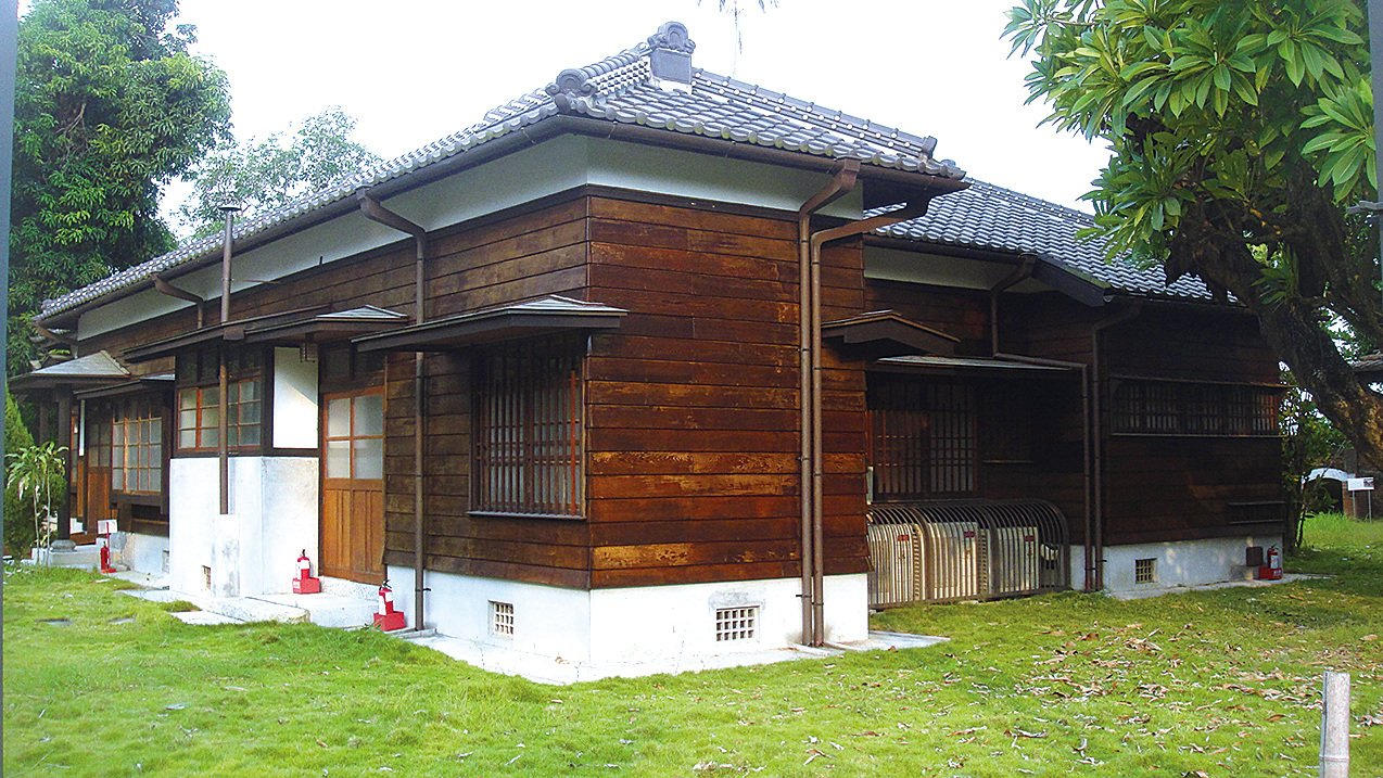 日據時期廠長居住宿舍,是一棟高貴卻不奢華的和風建築。(楊秋蓮/大紀元)