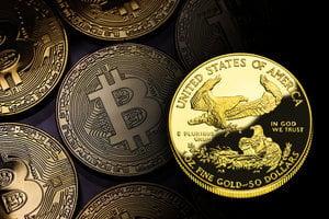 比特幣跳水 歐洲投資人改抱金幣
