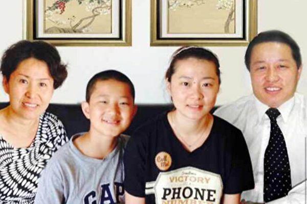 高智晟被失蹤半年 律師發函公安部查詢
