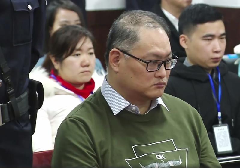 兩會落幕 陸委會:李明哲妻將赴陸探視