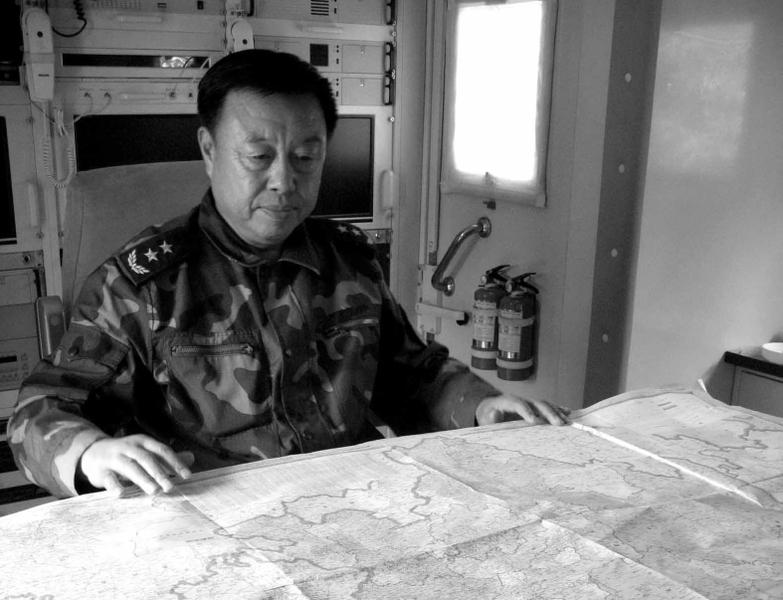 近日,中共軍委副主席范長龍被立案調查的消息正在被熱炒,軍報卻突然報道其舊聞,引關注。(大紀元資料室)