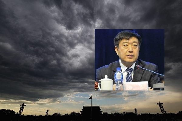 1月19日,中共十九大後落馬的「第二虎」、遼寧副省長劉強被免職。(大紀元合成圖)