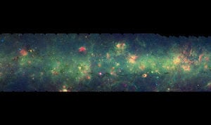 科學家驚喜發現 銀河系吞噬11座小星系