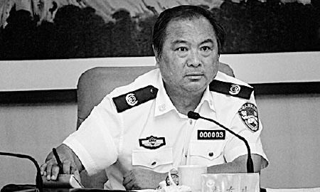 原中共「610辦公室」主任李東生2016年被判刑15年。(大紀元資料室)